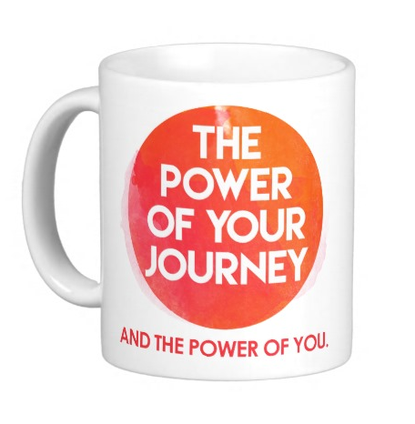 The Power of Your Journey Mug