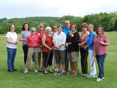 The Golf Outing